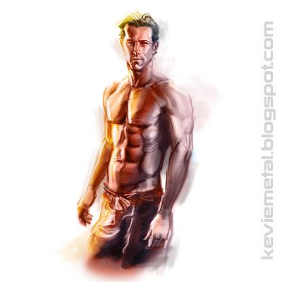 Ryan Reynolds  on Ryan Reynolds