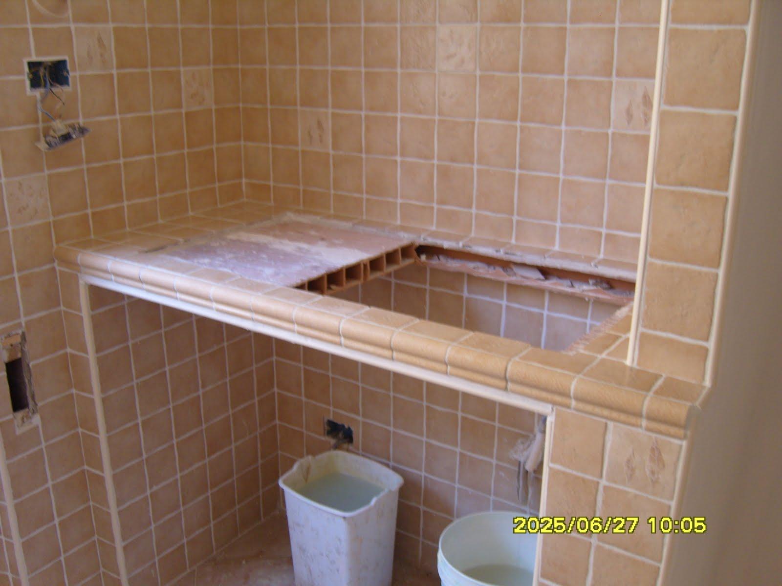 Pin cucine muratura fai da te foto di on pinterest - Bagno in cucina ...