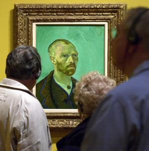 Art Hostage Stolen Art Watch Van Gogh Cairo Culture