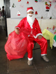 Natal do CMEI em 2009