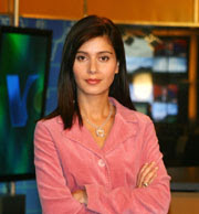 Luna Shadzi of VOA Persian TV