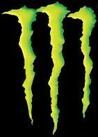 Monster...ENERGY.
