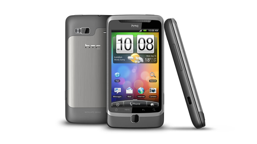 Spesifikasi Lengkap HTC Desire Z