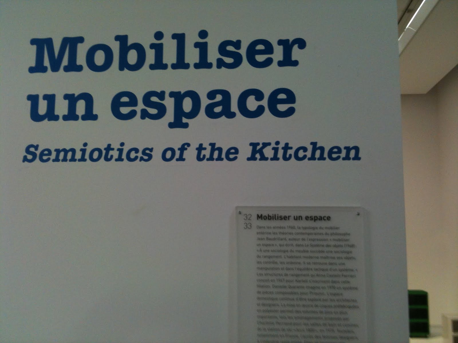 Martha Rosler Semiotics Of The Kitchen Review