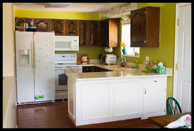 Can i stain my kitchen cabinets darker for Can i restain my kitchen cabinets