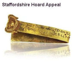 HELP KEEP THE STAFFORDSHIRE HOARD IN THE MIDLANDS