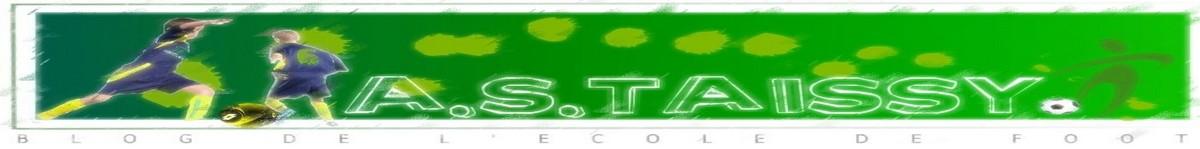 Blog Ecole de Foot de AS.TAISSY