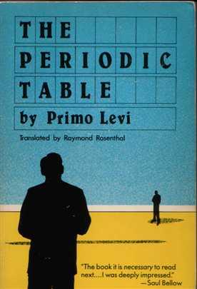 Primo Levi Periodic Table