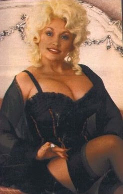 Dolly Parton In A Bikini