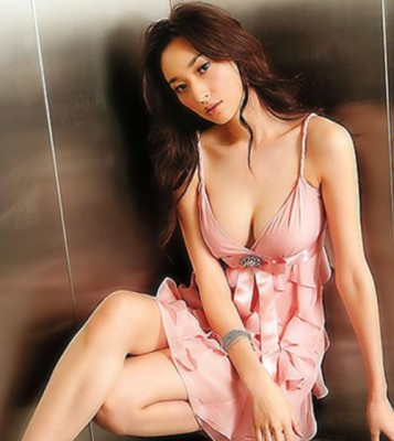 China hot girl photo