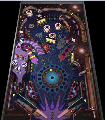 pinball 3d spielen