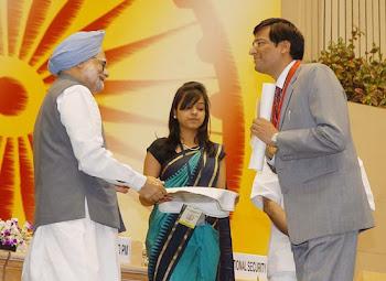 The Innovative Bureaucrat Mr. Samit Sharma