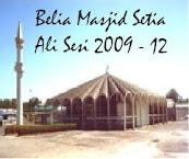 Belia Masjid Setia Ali
