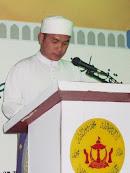 Bendahari Belia - Belia & Bilal Masjid Setia Ali , Pekan Muara