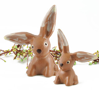 Solid Chocolate Pixie Bunnies