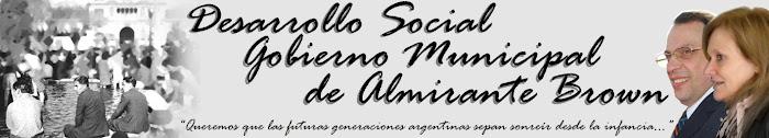 Desarrollo Social de Almirante Brown