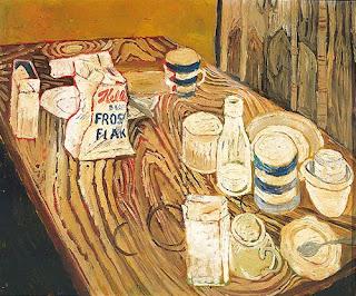 Sir John Lawes Art Faculty: John Bratby \'Kitchen Sink\' Painter