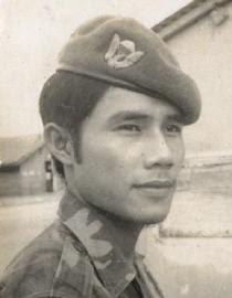 Thiếu Úy Lê Văn Hậu