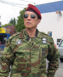 Trung Tá Bùi Văn Thiện