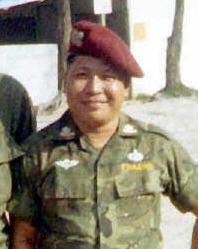 Thiếu Tá Hồ Châu Tuấn