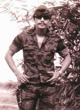 219 Đại Úy Phạm Công Khanh / Trại Quyết Thắng Long Thành 1971