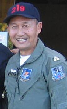 219 Đại úy Đặng Quỳnh