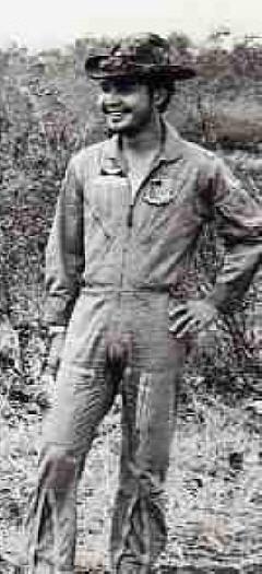 219 H34 Pilot Thiếu Úy Ngô Xuân Thọ