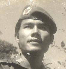 Recon Team Leader Lt. Lê Văn Hậu