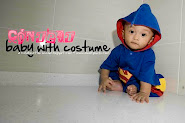 Baby with costume contest