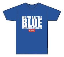 T-Shirt 001 - BLUE
