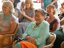 Whalesong founding board member Aunty Nona Kapuailohiamanonokalani Beamer