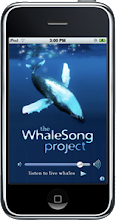 Whalesong Iphone Application Now Available for $2.99!!!
