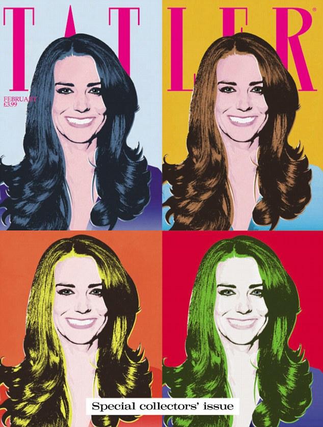 kate middleton vivien sheriff. Kate Middleton on the cover of