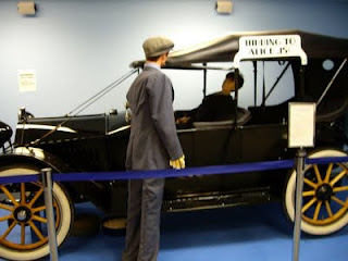 A Hupmobile started Greyhound Lines