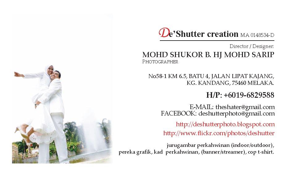 De'Shutter Photo