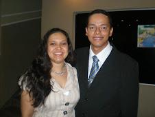 Eu e minha esposa - Te amo meu amor.