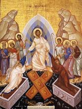 Icoana Învierii Domnului nostru Iisus Hristos