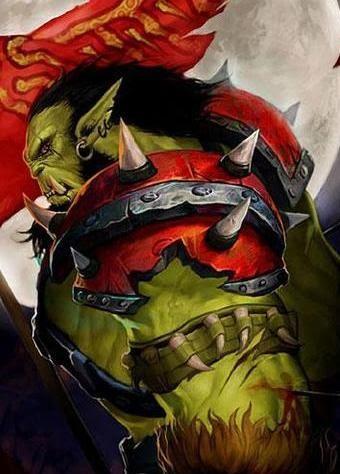 Warcraft 3 Frozen Throne Mougul Khan The Axe