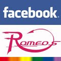 Romeo's in FACEBOOK!