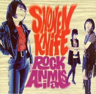 Shonen Knife - Rock Animals