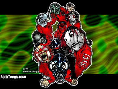 Slipknot Cartoon Photo by Babi357 | Photobucket