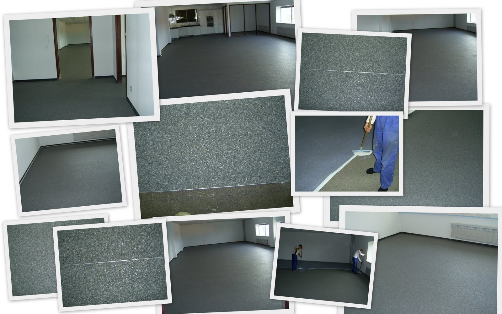 Sol r sine for Resine epoxy pour sol garage