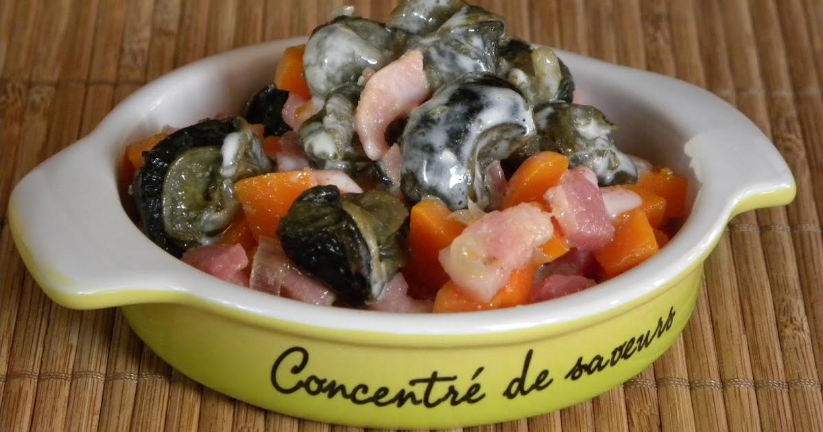 Dans ma toute petite cuisine fricass e d 39 escargots la cr me de camembert - Toute petite cuisine 2m2 ...