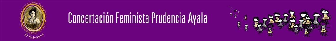 Concertación Feminista Prudencia Ayala