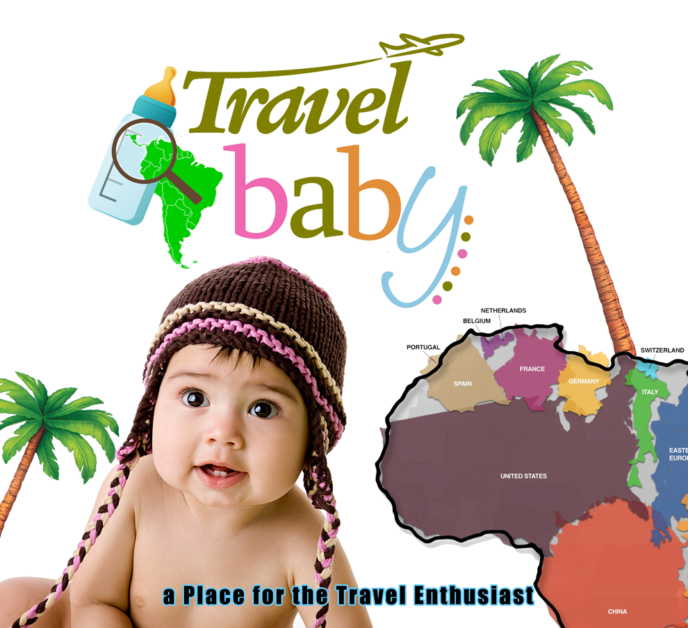Whilly Bermudez for TRAVEL BABY - A Place for the Travel Enthusiast