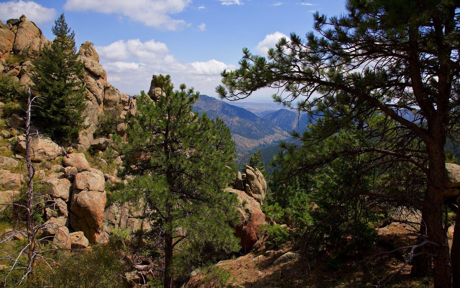 RonNewby: Trail to Round Mountain near Loveland Colorado