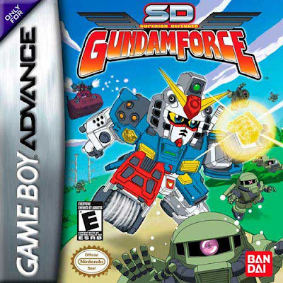 SD Gundam Force gba