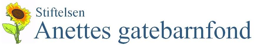 Stiftelsen Anettes Gatebarnfond