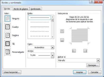 NUEVAS TECNOLOGIAS DE TRABAJO!!!: Word: Formato basico