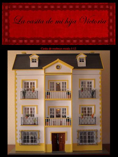 la casita de mi hija Victoria